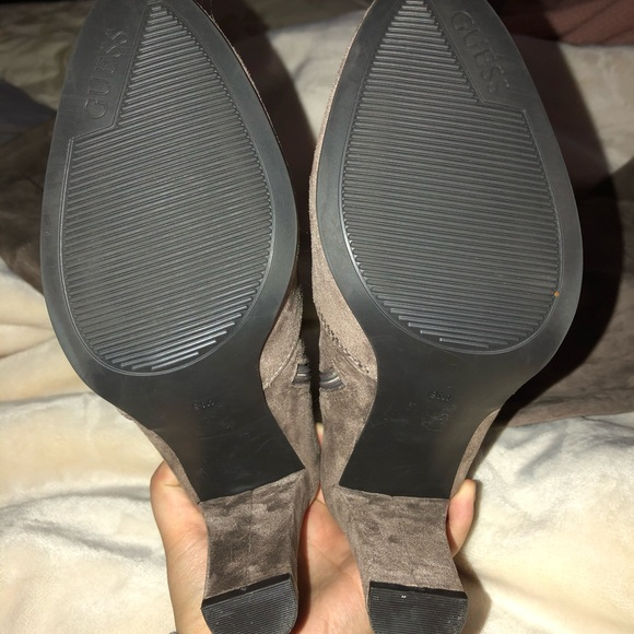 Guess Shoes - Guess thigh high heels